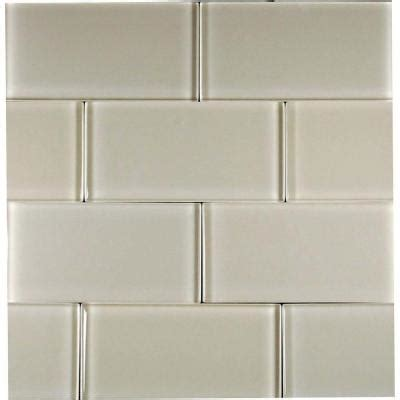 Glass Subway Tile Backsplash Home Depot by Epoch Architectural Surfaces Desertz Kalahari 1423 Glass