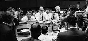 Apollo 13 Mission Control Teams - Pics about space