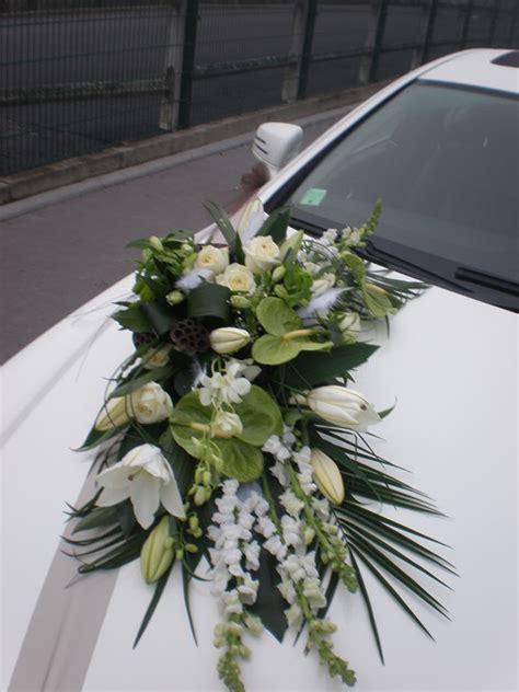 fleuriste decoration voiture mariage decoration voiture mariage lyon id 233 es et d inspiration sur le mariage