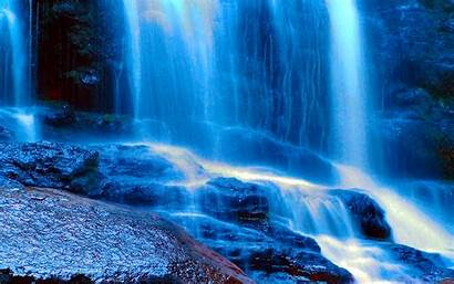 Nature Wallpapers Water Desktop Background Waterfall Backgrounds