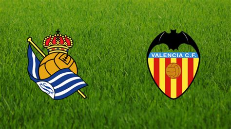 Real Sociedad vs Valencia Full Match & Highlights 24 ...