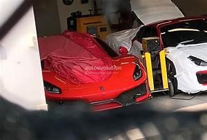 Ferrari 488 Gto : 2019 ferrari 488 gto spied uncovered prototype reveals aggressive front fascia autoevolution ~ Medecine-chirurgie-esthetiques.com Avis de Voitures