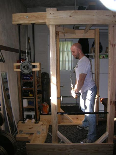 hollands wooden dumbbell rack plans
