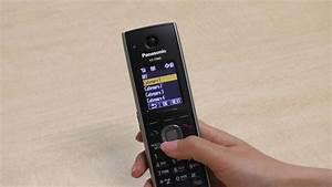Panasonic Kx-tgp600 Operation Guide  Phone Book