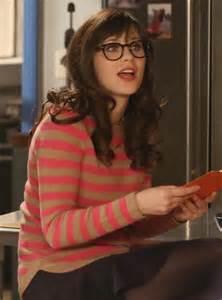 Zooey Deschanel New Girl Glasses