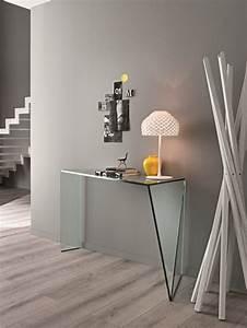 Decoration D Interieur Idee : console en verre 50 id es de d coration d 39 int rieur ~ Melissatoandfro.com Idées de Décoration