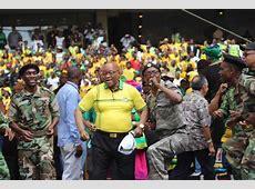 In photos ANC launches 2019 manifesto in Durban
