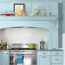 herringbone kitchen backsplash 35 beautiful kitchen backsplash ideas hative