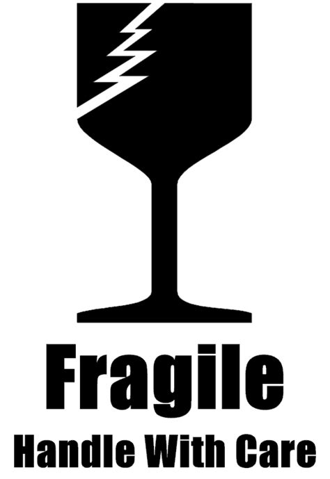 fragile   clip art  clip art