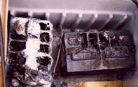 Boat Battery Problems by Why Lithium Ion Batteries Could Be A Problem On Boats