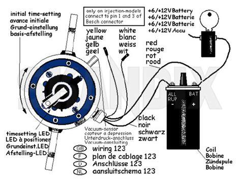 skandix technical hints ignition distributor