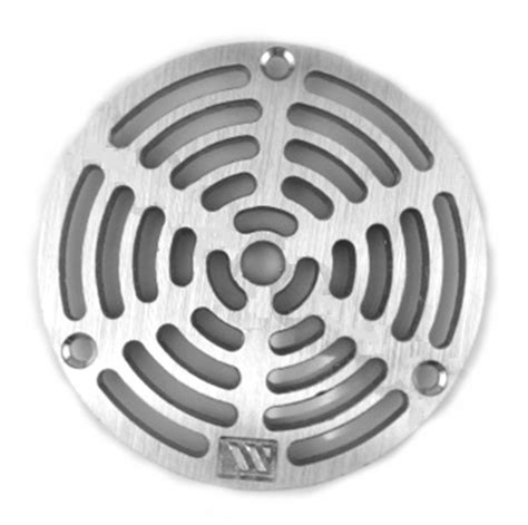 Watts Floor Drain Fd 100 A by Watts A5pg 1 Replacement Drain Strainer 4 7 8 Od Nickel