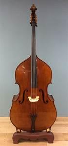 E.Wilfer Double Bass PRAGUE 7/8 Violin Form Double Bass ...