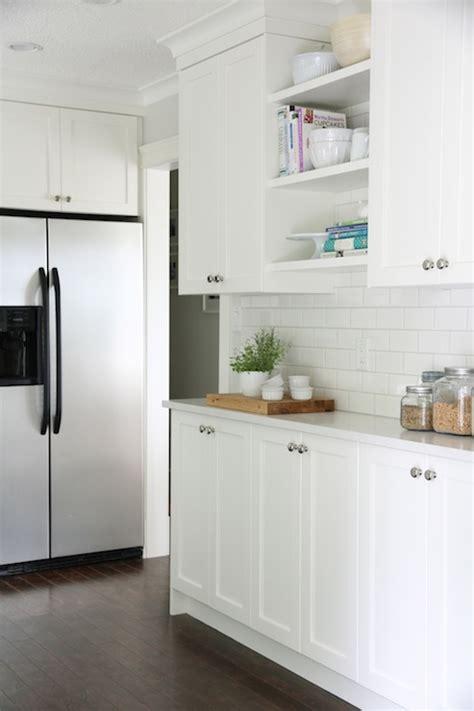 home depot subway tile transitional kitchen benjamin