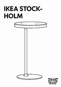 Table D Appoint Doré : ikea stockholm table d 39 appoint blanc brun dor ikea france ikeapedia ~ Teatrodelosmanantiales.com Idées de Décoration