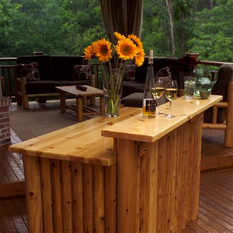 portable patio bar ideas rustic outdoor bar ideas myideasbedroom