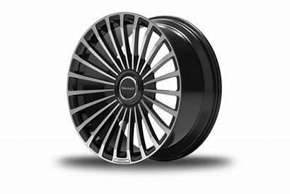 Wheel Fs Mansory 3d Cullinan Wide Aluminum