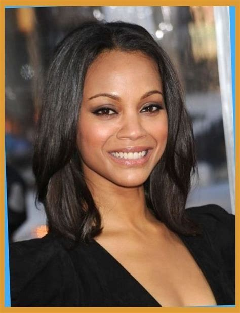 hairstyles  medium length thin african american hair