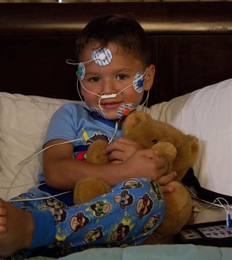 Sleep Study by How To Prepare Your Child For His Sleep Study