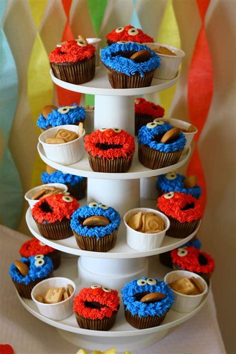 patty cakes bakery sesame street birthday party