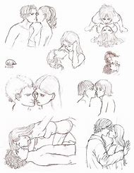 Best Kissing Drawing Ideas And Images On Bing Find What You Ll Love