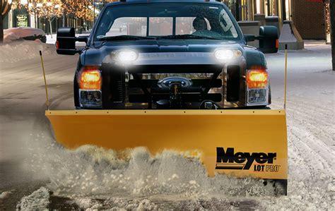 meyer snow plows lot pro dejana truck utility equipment