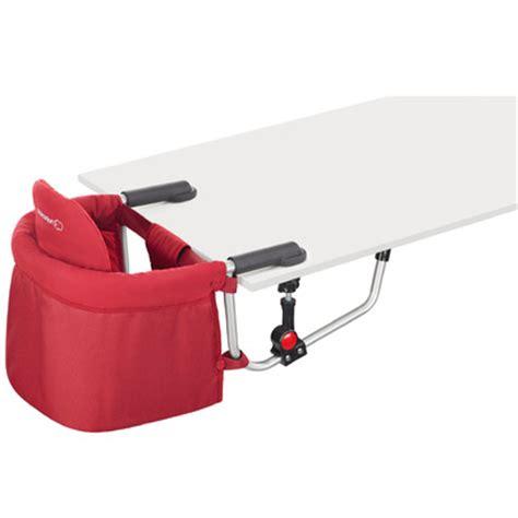 siege bebe adaptable chaise siège de table reflex de bébé confort sièges de table