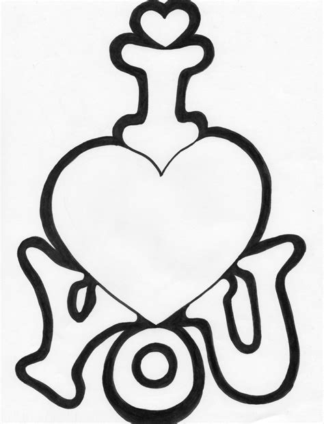 """I love you coloring pages hellokids. """"I Love You """" Coloring Pages >> Disney Coloring Pages"""