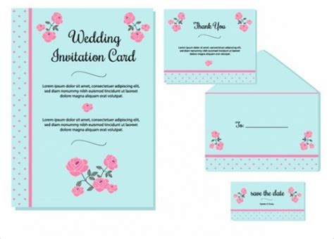 wedding cards  psd vector eps