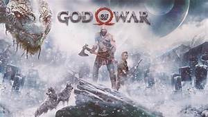 God of War 4K Wallpapers