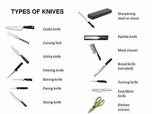 Knife skills cuts