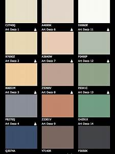 art deco paint colours our art deco house pinterest With art deco interior paint colors