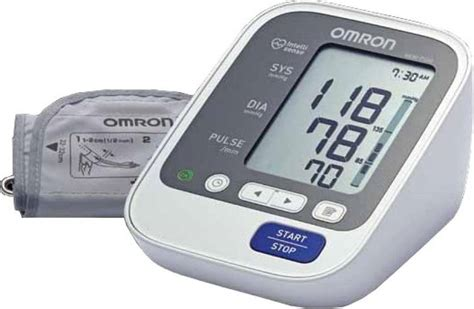 Omron Blood Pressure Monitor Won't Read
