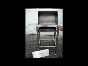 Grill Aus Edelstahl Selber Bauen : edelstahlgrill ein echter m nner grill youtube ~ Whattoseeinmadrid.com Haus und Dekorationen
