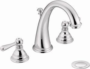 Moen Single Handle Bathroom Faucet Parts Diagram