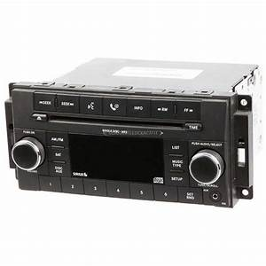 2008 Dodge Grand Caravan Radio Or Cd Player From Car Parts