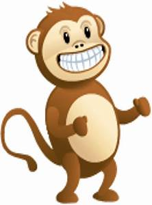 """""""The Monkey Emoji From Skype"""" Stickers by partialpickle"""