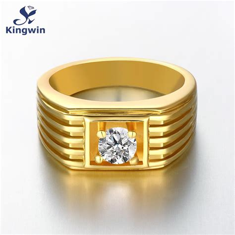Mens Gold Wedding Rings Designs
