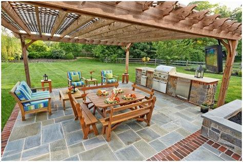 amazing outdoor barbecue kitchen designs architecture