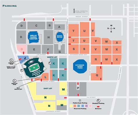lincoln center parking garage price lincoln financial field seating chart pictures