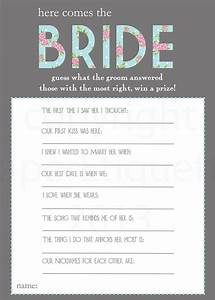 8 Creative Bridal Shower Games To Have Fun