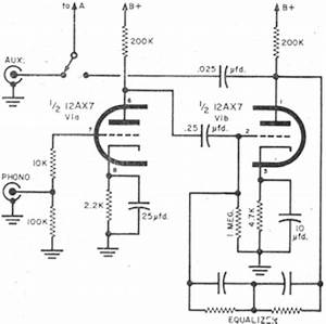 test instruments part 6 the vacuum tube voltmeter july With rf millivoltmeter