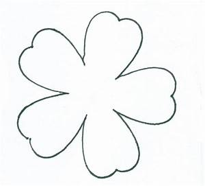 Blumen Basteln Vorlage : blume schablone zum ausschneiden ausmalbilder pinterest blumen blumen schablone and ~ Frokenaadalensverden.com Haus und Dekorationen