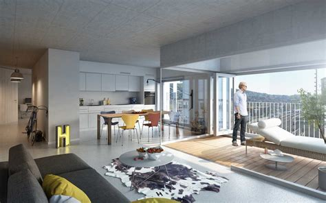 modern living  lively districts sbb immobilien