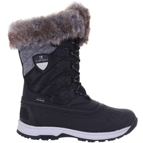 Ziemas zābaki sievietēm Icepeak Ansina Women's Winter Boots