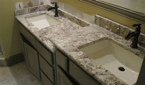White Spring Granite as Interior Material for Futuristic