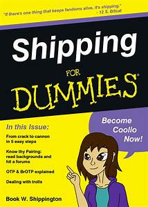 Shipping For Dummies By Grimjes On Deviantart