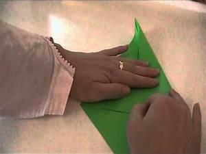 Tannenbaum Falten Anleitung : anleitung und vorlage zum tannenbaum falten youtube ~ Lizthompson.info Haus und Dekorationen