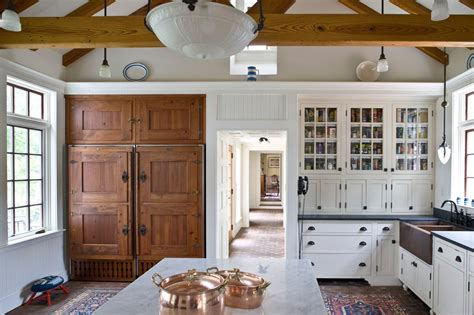 brick floor kitchen merit award historically sensitive renovation 1784