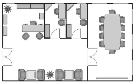 Office Desk Layout Template by Office Layout Plans Office Layout Small Office Floor